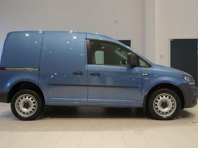 gebraucht VW Caddy Panel Van 2.0 TDI BlueMotion -16