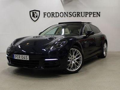 begagnad Porsche Panamera 4 E-Hybrid Sport Turismo Turismo, SE SPEC 462hk