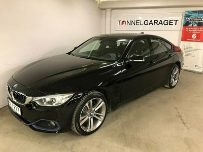 begagnad BMW 420 Gran Coupé d xDrive Steptronic Sport line Drag