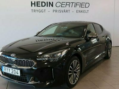 begagnad Kia Stinger 2.2 CRDi AWD AT8 GT Line Plus 2018, Sedan Pris 314 900 kr