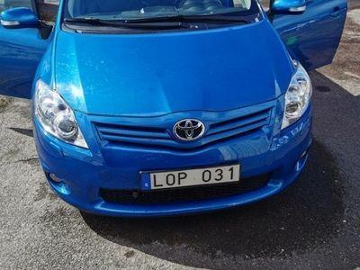 begagnad Toyota Auris 5-dörrar 1.4
