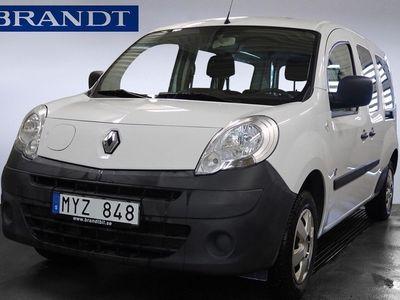 begagnad Renault Kangoo MAXI Skåp Z.E 44kW 5pl