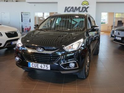 used Hyundai ix35 2.0 CRDi Drag S&V-Hjul (136hk)