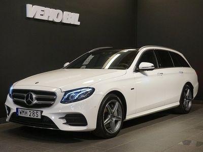 begagnad Mercedes E300 PLUG-IN AMG 360-Kamera Panorama Navi Distronic