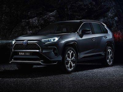begagnad Toyota RAV4 Plug-In Hybrid Nu beställningsbar