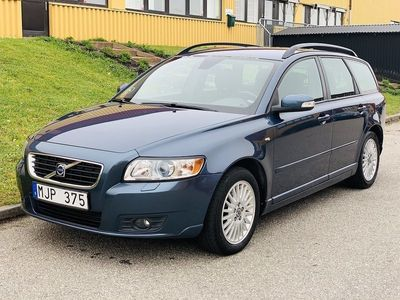 begagnad Volvo V50 1.6D/Momentum/109HK/16900MIL -09