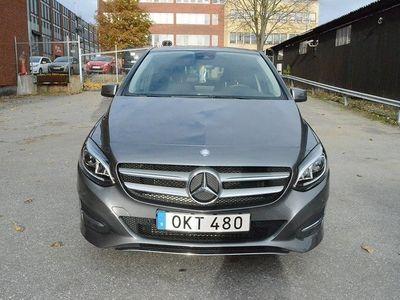 begagnad Mercedes B180 d topp skick 1.5 ÅrsgarantiEuro 6 109hk