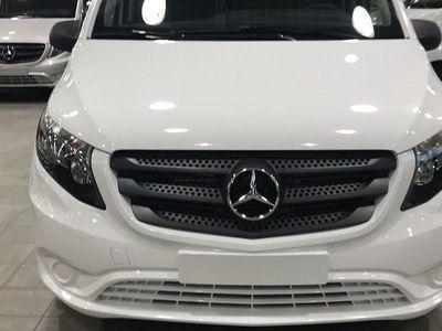 gebraucht Mercedes Vito 116 CDI SKÅP LÅNG 4X4 KAMPANJBIL