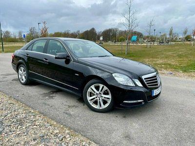 begagnad Mercedes E220 212CDI
