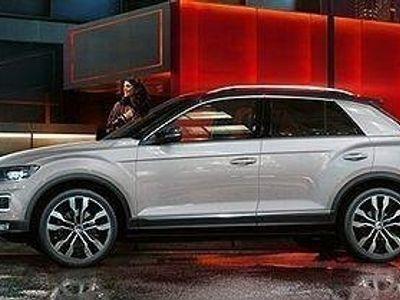 begagnad VW T-Roc TSI 115 HK