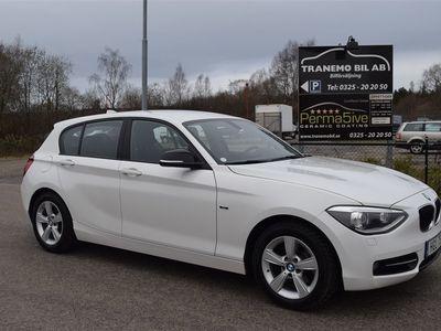 begagnad BMW 118 D 143hk x-Drive / Sport Line