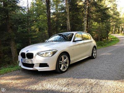 begagnad BMW 116 i M-sport -15