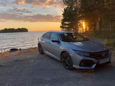 begagnad Honda Civic 5-dörrar 1.5 182 Hk