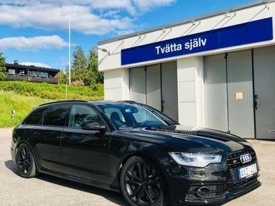begagnad Audi S6 AVANT 4,0TFSI V8