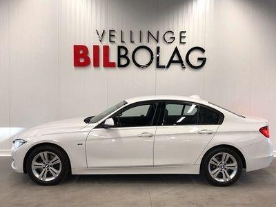 begagnad BMW 320 d Sedan Aut Sport line Skinn (184hk)