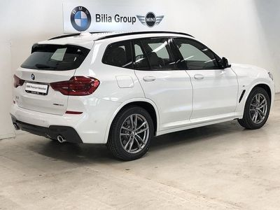 begagnad BMW X3 xDrive 30i M-Sport | Navi | Kupévärmare | Drag