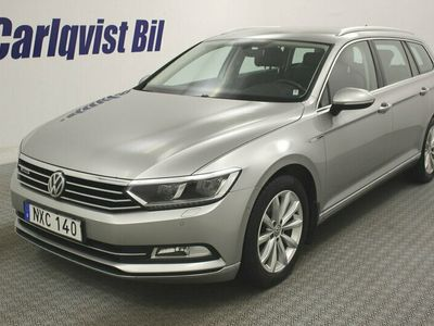 begagnad VW Passat 4MOTION TDI 190HK 4x4 Executive Aut