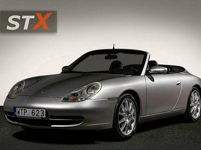 begagnad Porsche 911 Carrera 4 Cabriolet TipTronic 300hk