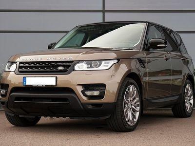 begagnad Land Rover Range Rover Sport 306hk HSE DYNAMIC /// SV.SÅLD! /// OBS SPEC!
