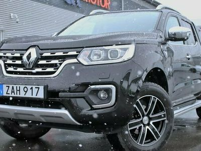 begagnad Renault Alaskan 2.3 dCi 4WD Eu6 Kåpa S V Hjul 2018, Pickup Pris 308 900 kr