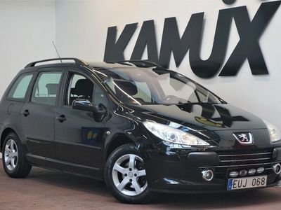 begagnad Peugeot 307 Break 1.6 HDi Manuell. 109hk. 2008