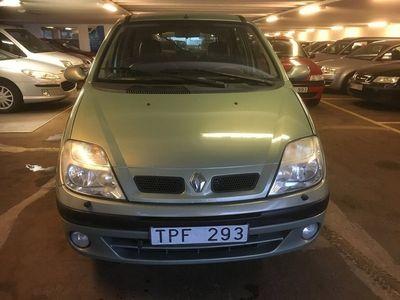 usado Renault Scénic 1.8 ( 116hk) Besiktigad..