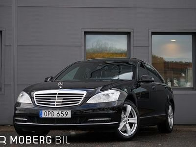 begagnad Mercedes S350L S Benz4Matic Pano Navi 2012, Sedan 269 900 kr