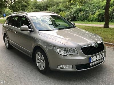 used Skoda Superb 1,8Tsi 4x4|12100MIL|NYSERV| -11