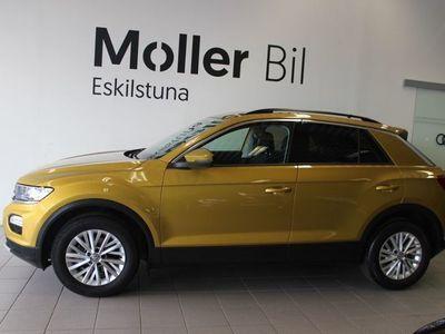 begagnad VW T-Roc 1,5TSI 150HK 4M DSG Värmare Drag