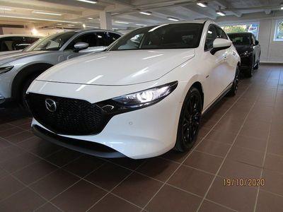 begagnad Mazda 3 100TH ANNIVERSARY 2.0 X M Hybrid Aut 180hk
