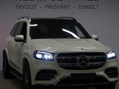 begagnad Mercedes GLS400 d 4MATIC