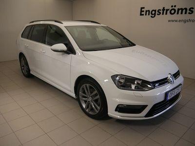 begagnad VW Golf SportsCombi TSI 150Hk R-LINE