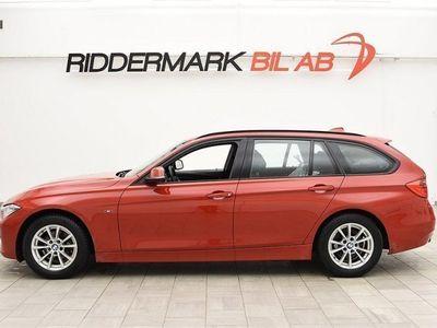begagnad BMW 318 d Touring 143hk SPORT / M-VÄRM