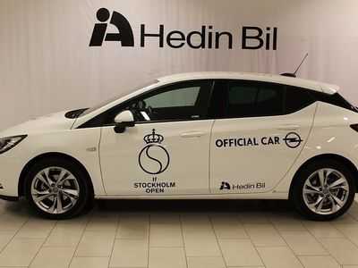 begagnad Opel Astra Stockholm Open Dynamic kombikupé 1.4 T 150 hk S/S (AT6)