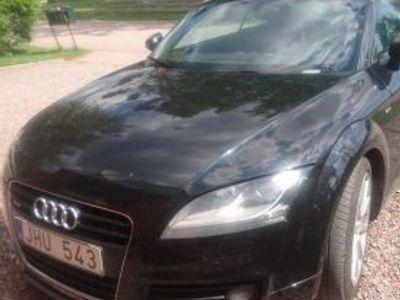 begagnad Audi TT 3,2 v6 coupe quattro -07