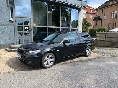 begagnad BMW 525 xi Touring 218hk -07