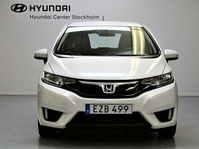 begagnad Honda Jazz 1.3 i-VTEC 102hk Comfort P-sensorer Farthållare