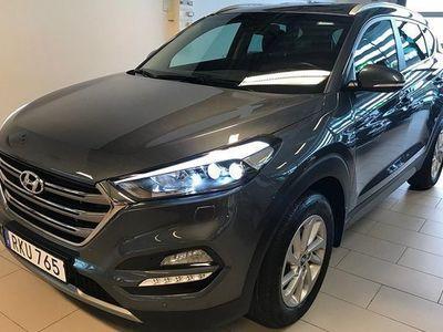 begagnad Hyundai Tucson 1.6 T-GDI Bensin 4WD Automat 2018, Personbil 249 900 kr