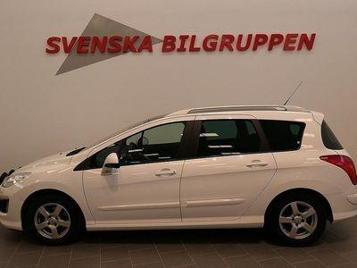 begagnad Peugeot 308 SW 1.6 e-HDi Aut Motorv Panorama LM S+V-Hjul Kom