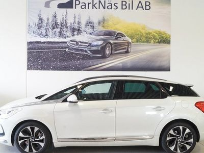 begagnad Citroën DS5 180 HDi EURO6 AUT EXECUTIVE NAVI DRAG