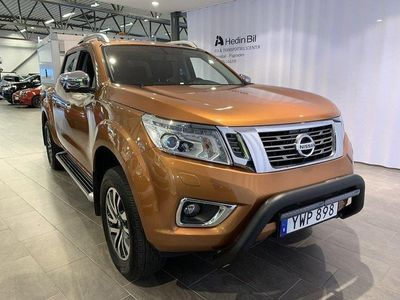 begagnad Nissan Navara NyaTekna 190hk Ydre Edition