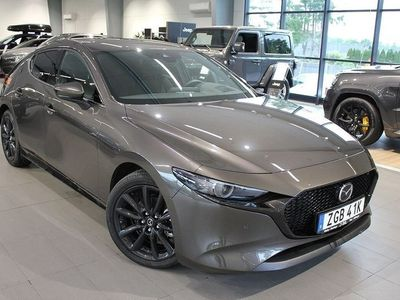 begagnad Mazda 3 Hatchback X Sky + Tech-Pack 2.0 180hk