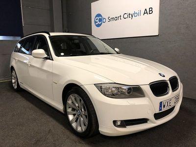 begagnad BMW 320 d Touring Automat 184hk Nybes 12 mån -11