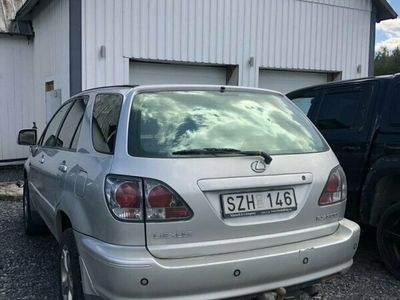 begagnad Lexus RX300