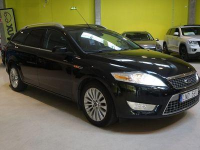 begagnad Ford Mondeo Kombi 2.0 Black Edition Trend (163hk)