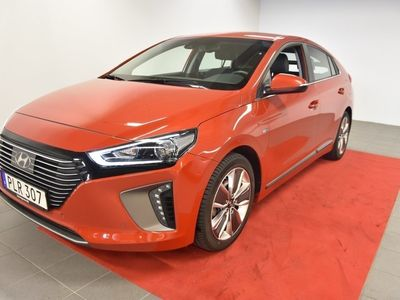 used Hyundai Ioniq Hybrid PremiumPlusEco