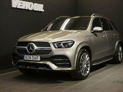 begagnad Mercedes GLE300 d 4MATIC 9G-Tronic Euro 6 245hk
