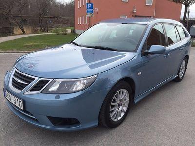 begagnad Saab 9-3 1,8T BioPower LinearSport Kombi