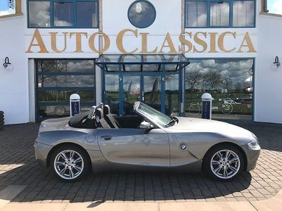 used BMW Z4 2.0i Cab 150hk