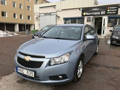 used Chevrolet Cruze Sedan 1.6/Nybes/Kambyt/113hk